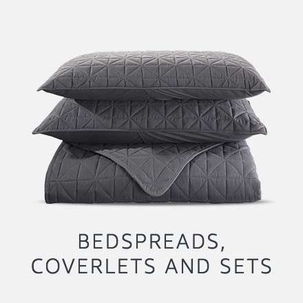 Bedspreads, coverlets and sets