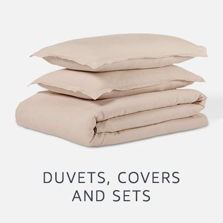 Duvets, covers & sets