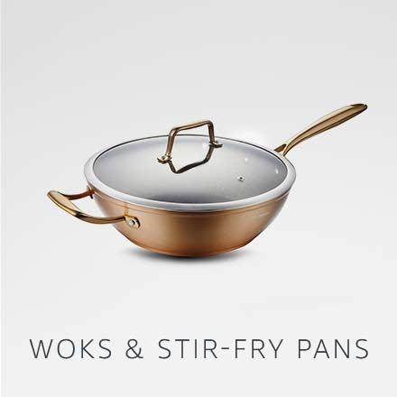 Woks & Stir-Fry Pans