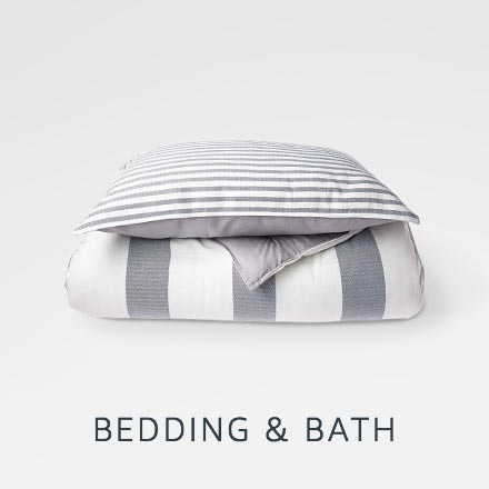 Bedding and bath