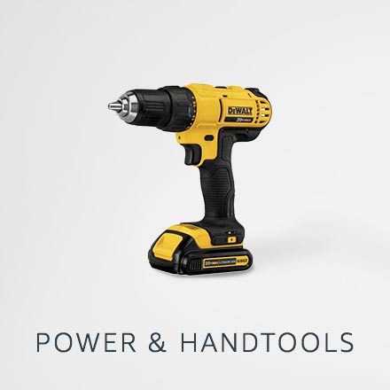 Power and handtools