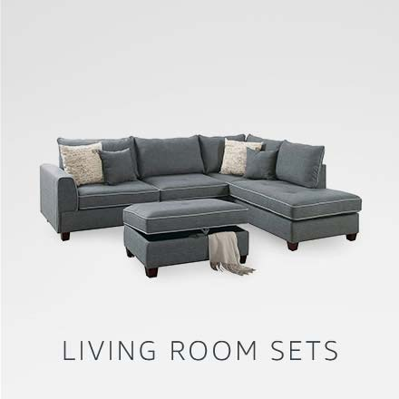 Surprising Living Room Furniture Amazon Com Download Free Architecture Designs Aeocymadebymaigaardcom