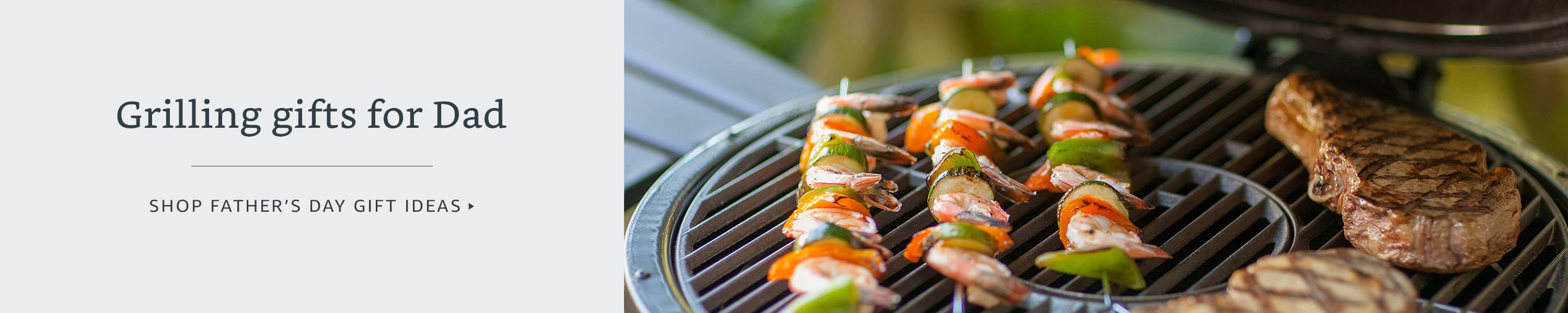 Grilling gifts for Dad. Shop Father's Day Gift Ideas.