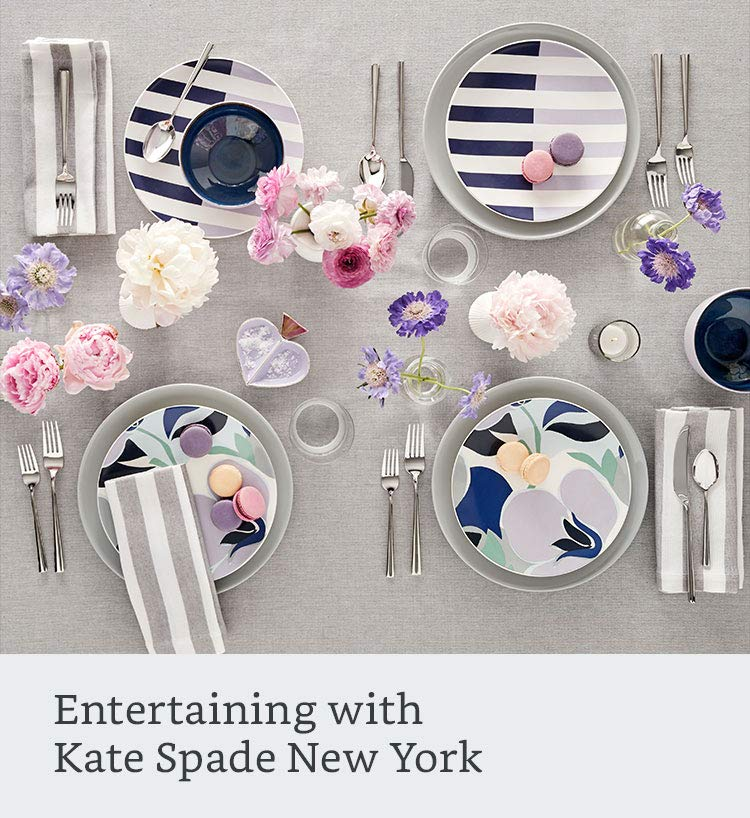 Entertaining with Kate Spade New York