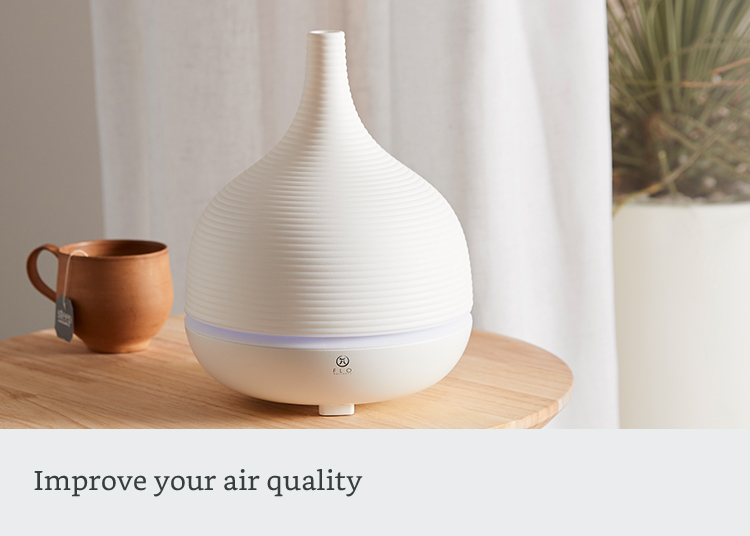 Improve your air quality