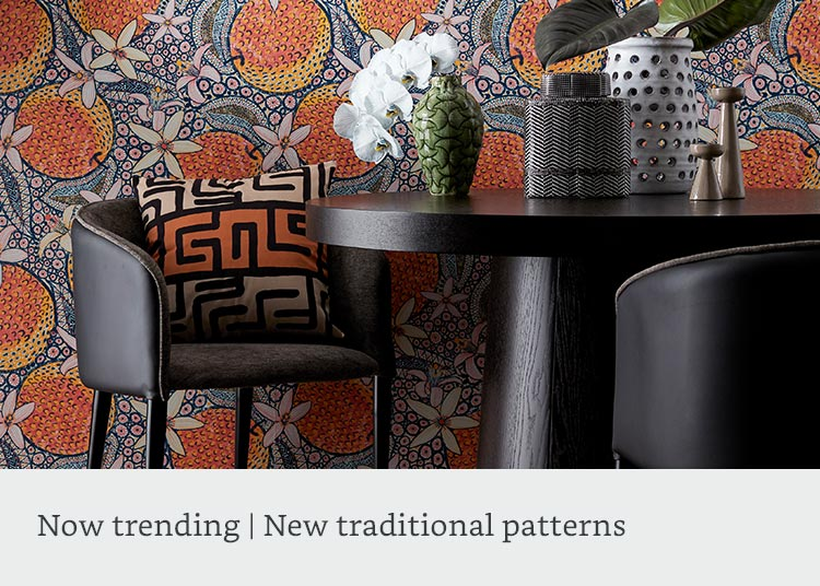 New traditional patterns