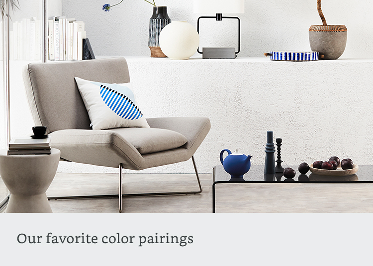 Our favorite color pairings