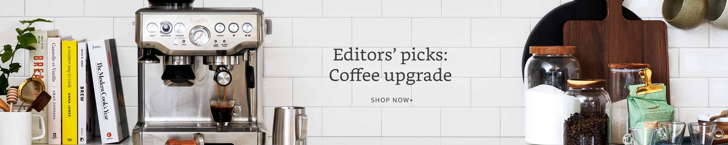 Editors' pick: Coffee upgrade