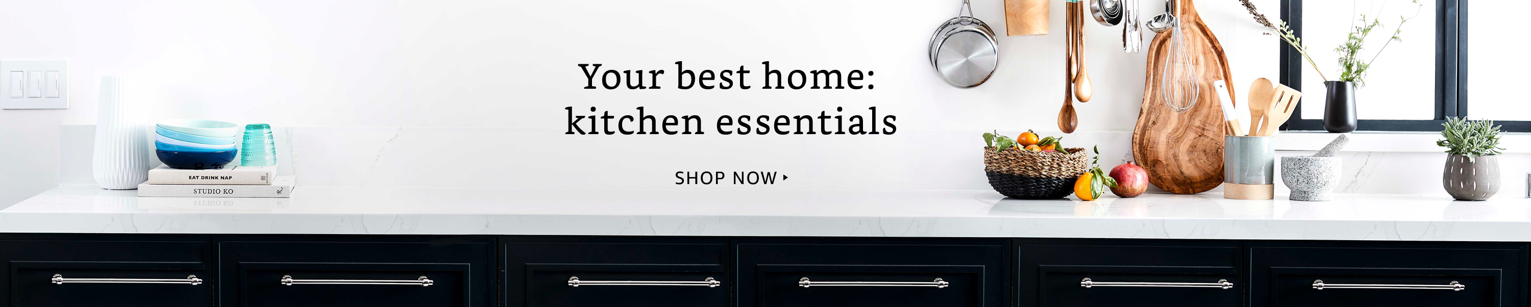 Your best home: kitchen essentials