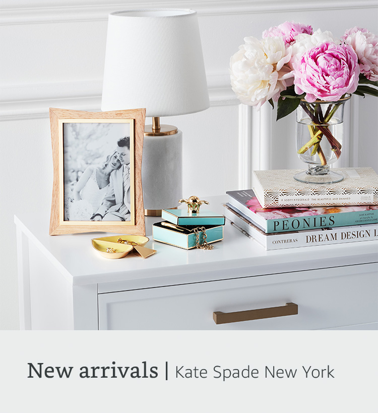 New arrivals: Kate Spade
