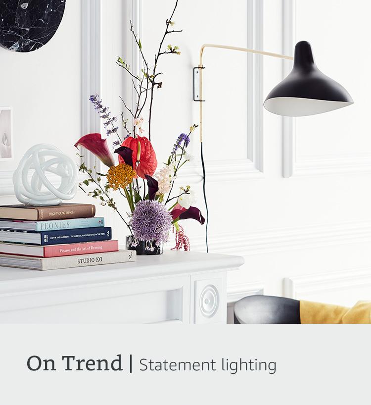 Statement lighting