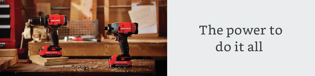 Shop Craftsman Tools. Now available on Amazon.