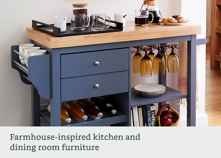 Kitchen and dining furniture