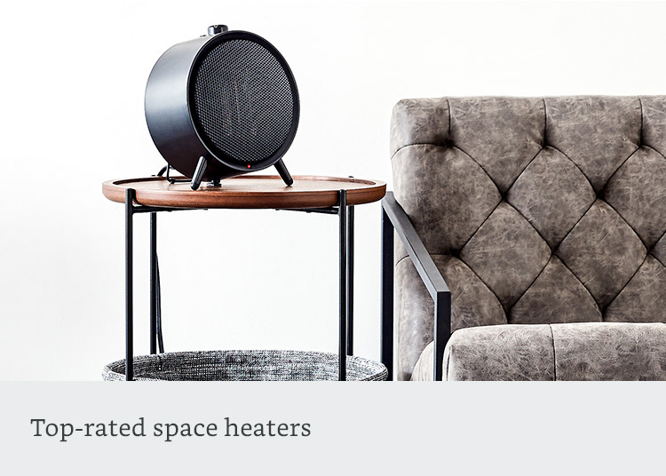 Top-rated space heaters