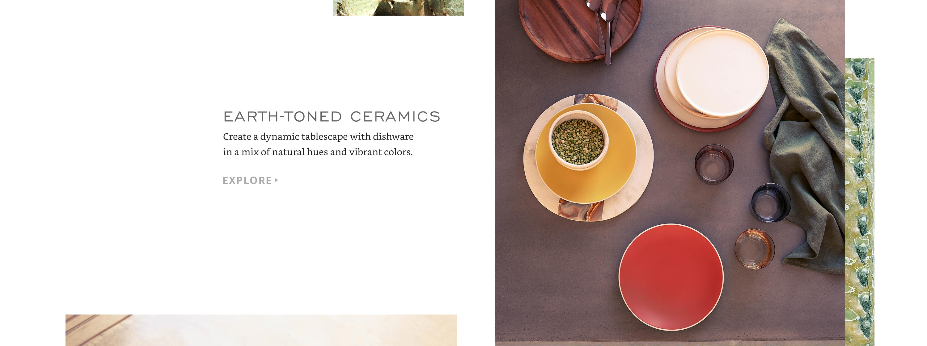 Streamlined Dining Tables
