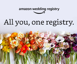 Create an Amazon Wedding Registry