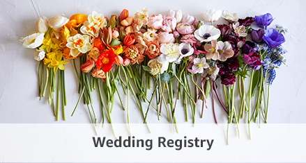 Where To Register For Wedding.Amazon Com Registry