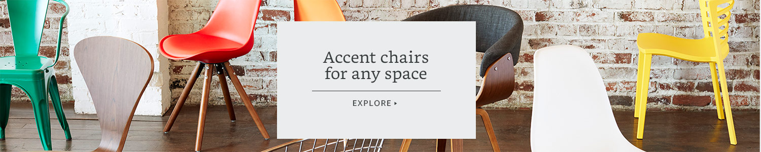 Accent chairs for any space