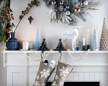 Holiday décor for every style