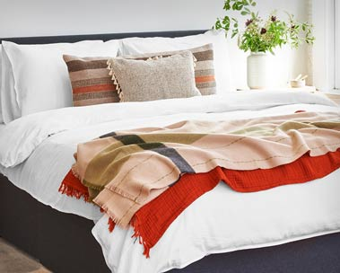 Design 101: bed styling