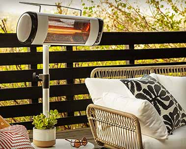Shop fire pits & heaters