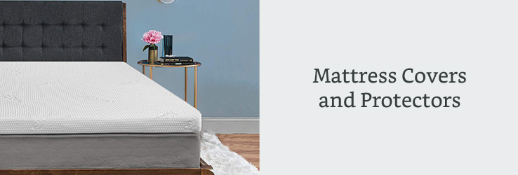 Mattress covers and protectors