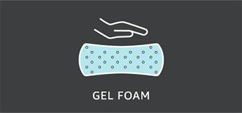 Gel foam