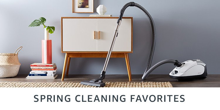 Spring cleaning favorites