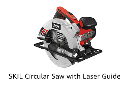SKIL Circular Saw with Laser Guide