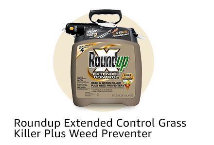 Roundup Extended Control Grass Killer Plus Weed Preventer II