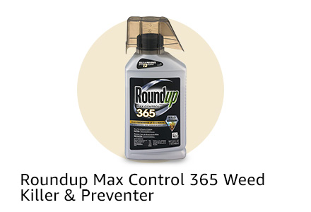 Roundup Max Control 365 Concentrate