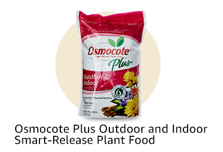 Osmocote Plus Outdoor and Indoor Smart-Release Plant Food