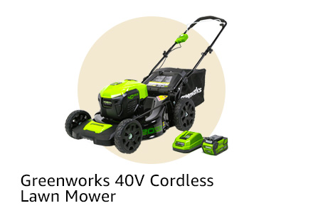 Greenworks 40V Cordless Lawn Mower