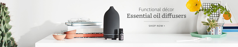 Essential Oil Diffusers. Home Decor