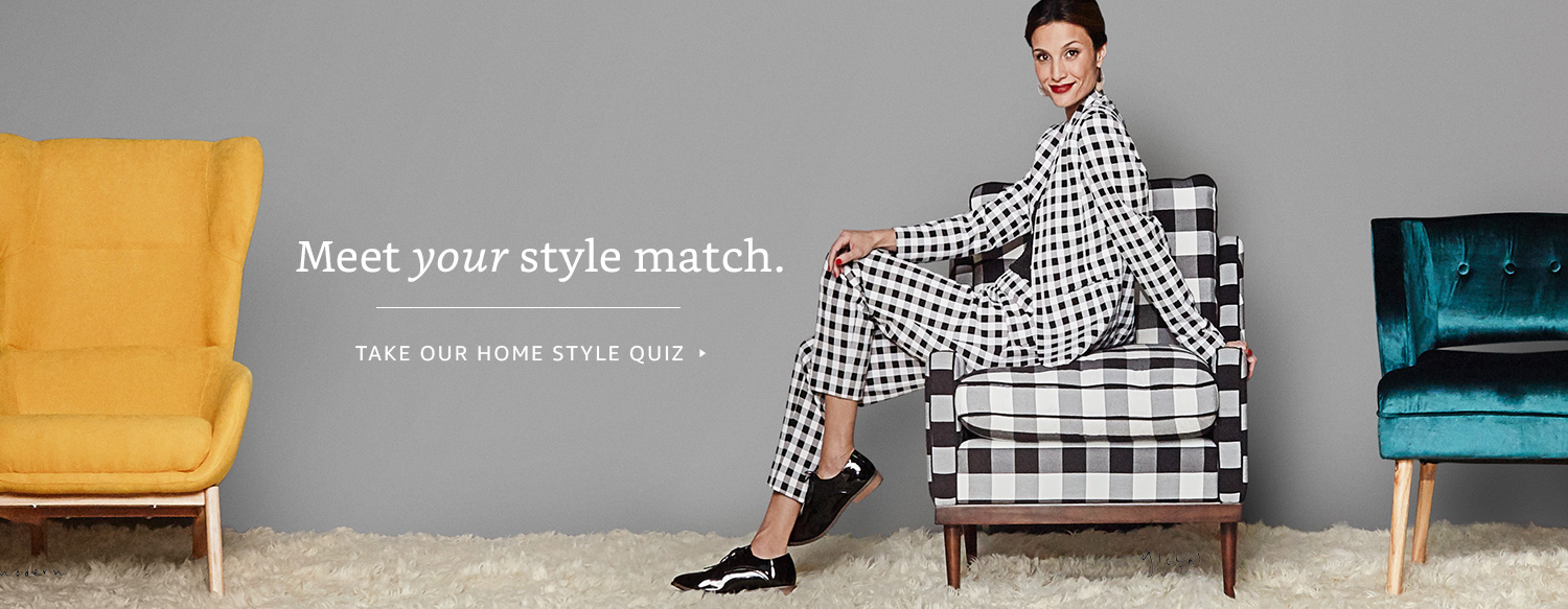 Meet your style match | Take the style quiz