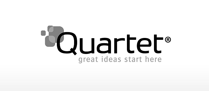Quartet logo image