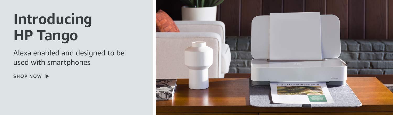Introducing HP Tango, the smart home printer