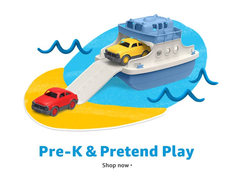 Pre-K & Pretend Play: Furniture & toddler toys too