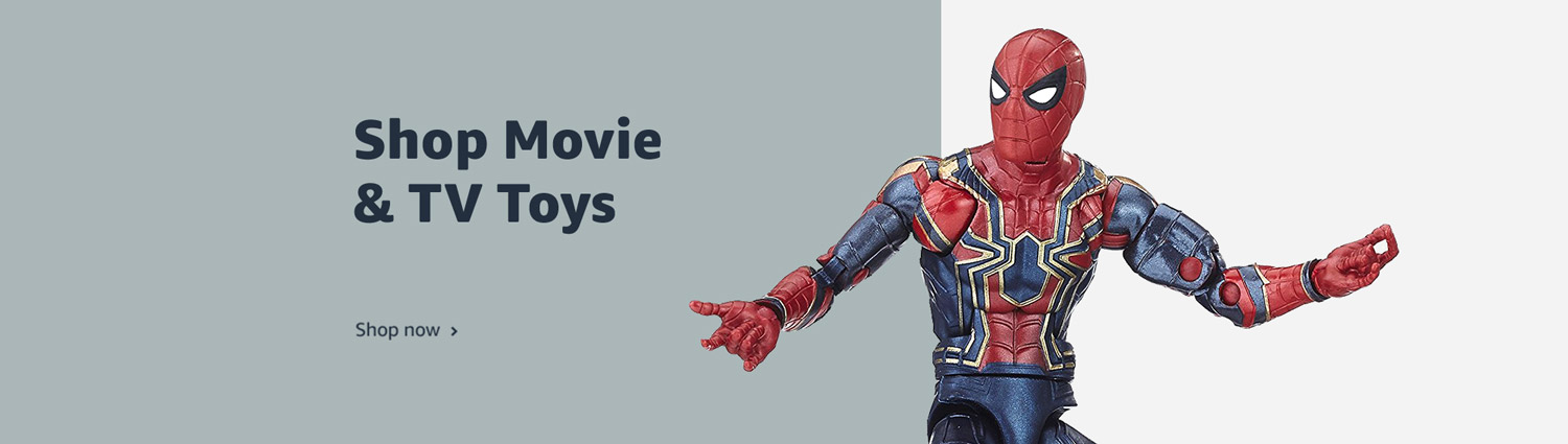 Movie and TV Toys