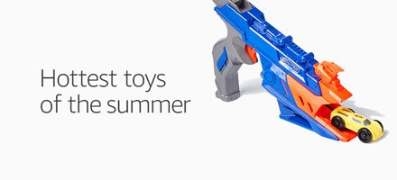 Hottest toys of the summer