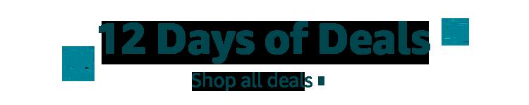 Shop 12 Days of Deals