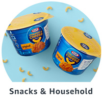 Snacks & Household