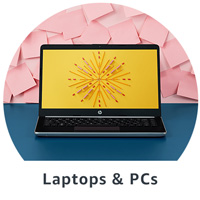 Laptops & PCs