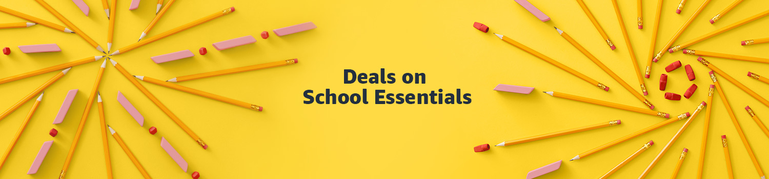 Deals for School Essentials