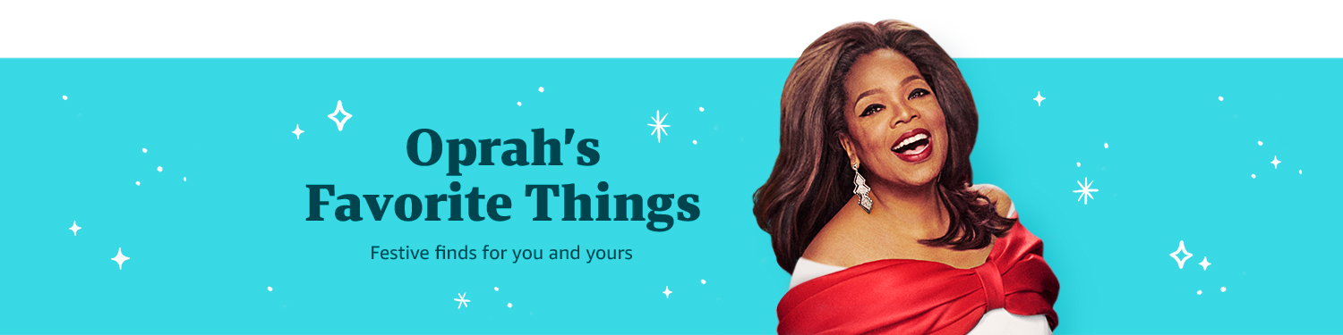 Oprahs Favorite Things 2020 List.Oprah S Favorite Things Amazon Com Gift Finder