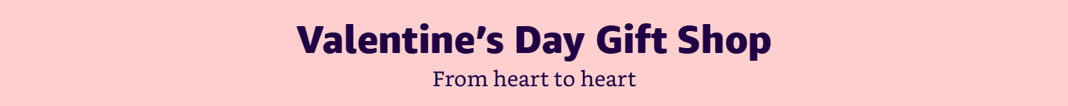 Valentine's Day Gift Shop | From heart to heart
