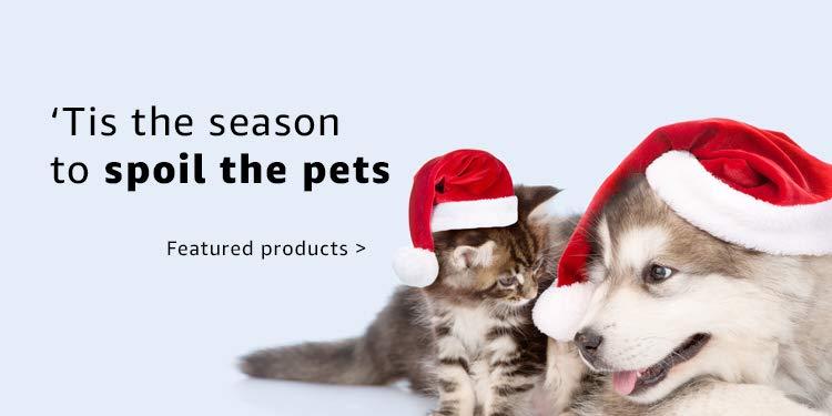'Tis the season to spoil your pet