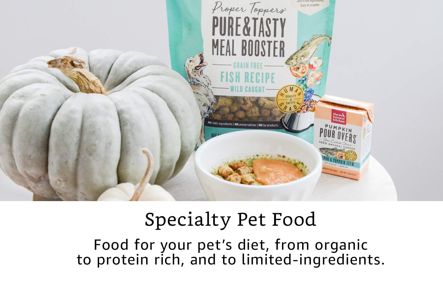 Specialty Pet Food
