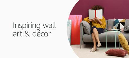 Inspiring wall art and décor