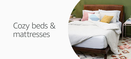 Cozy beds and mattresses